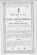 Carolus Ludovicus Bauwens