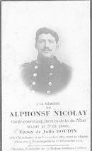 Alphonse Nicolay