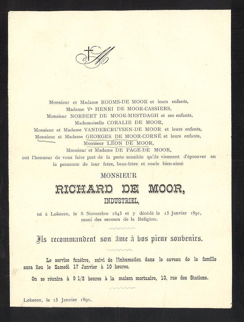 Richard De Moor