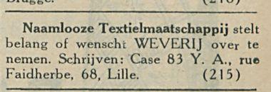 Naamlooze Textielmaatschappij