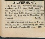 ZILVERMUNT