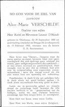 Alice-Marie Verschilde