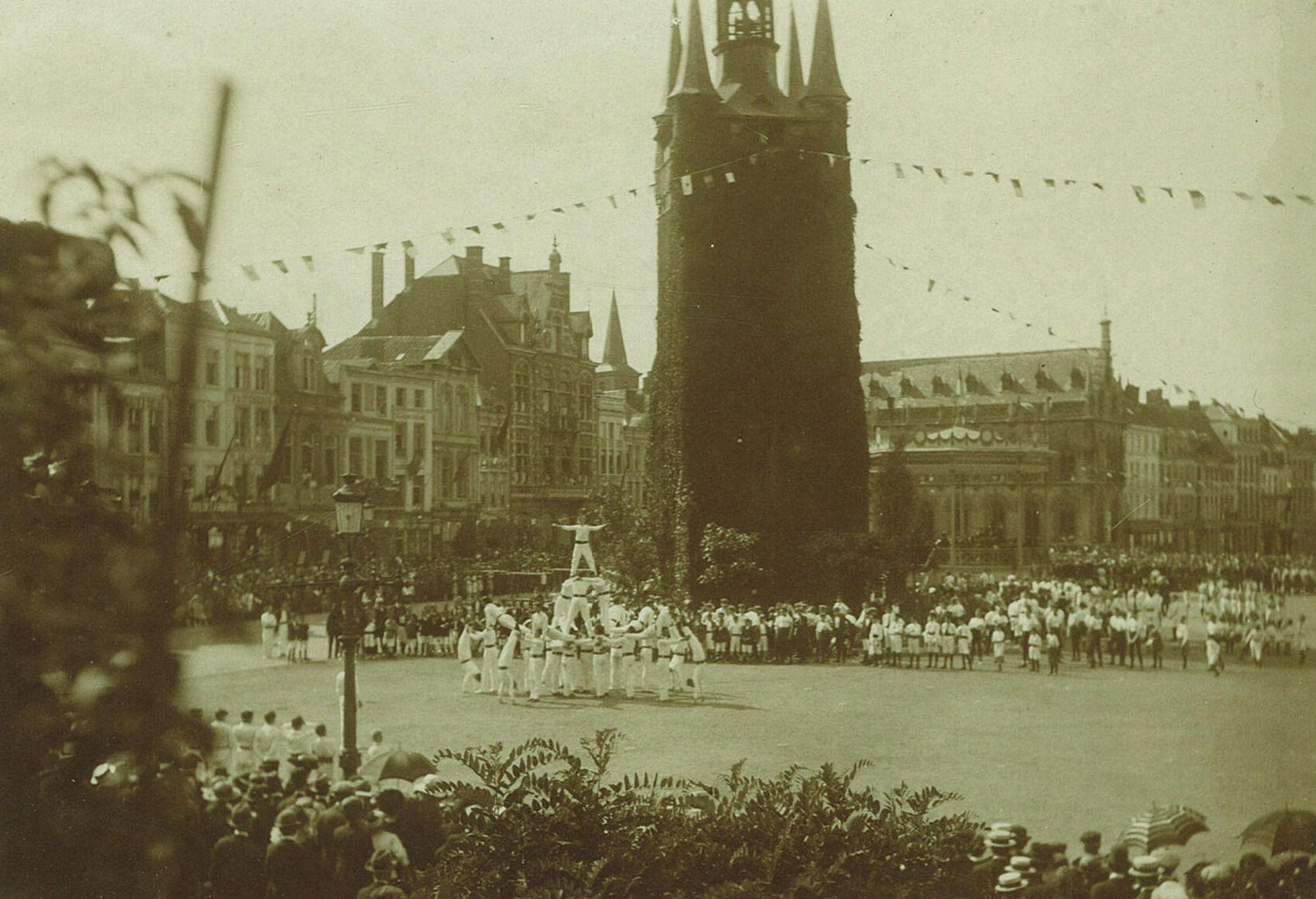 Turnfeesten 1920