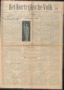 Het Kortrijksche Volk 1929-07-28 p1
