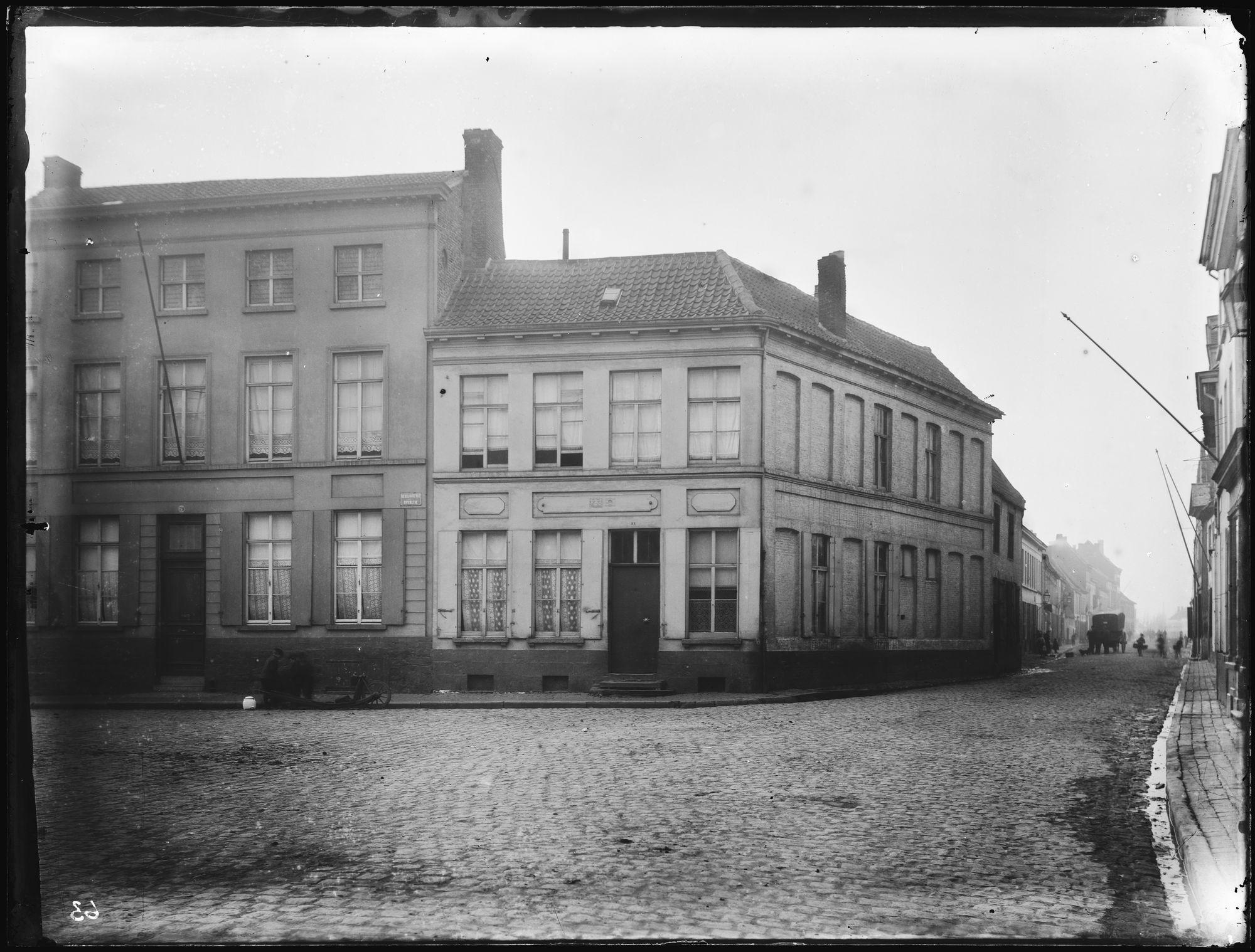 Café In de Sint-Jansput in de Overleiestraat