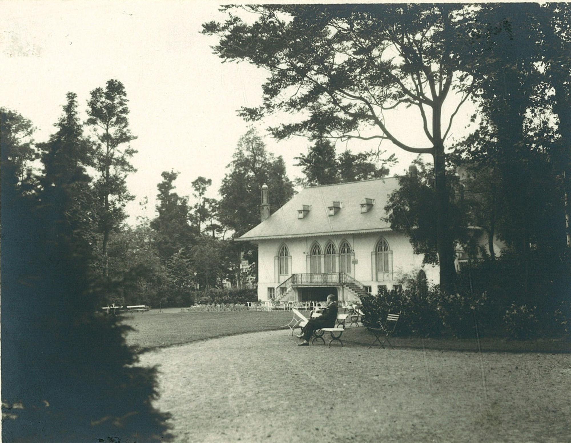 Het Sint-Jorispark
