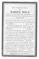 Agnes Nolf