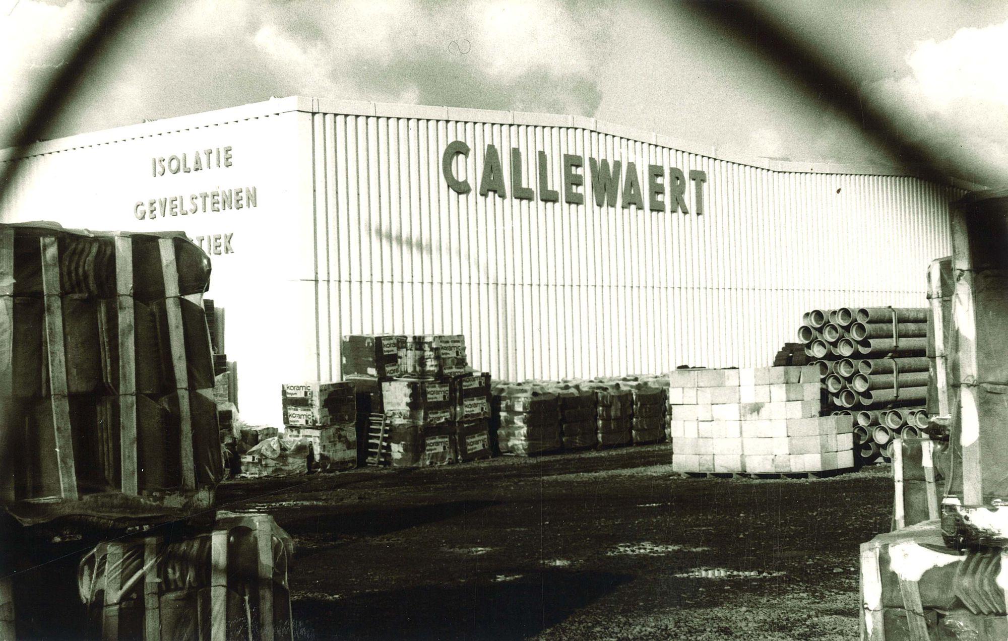 Callewaert Bouwmaterialen1975