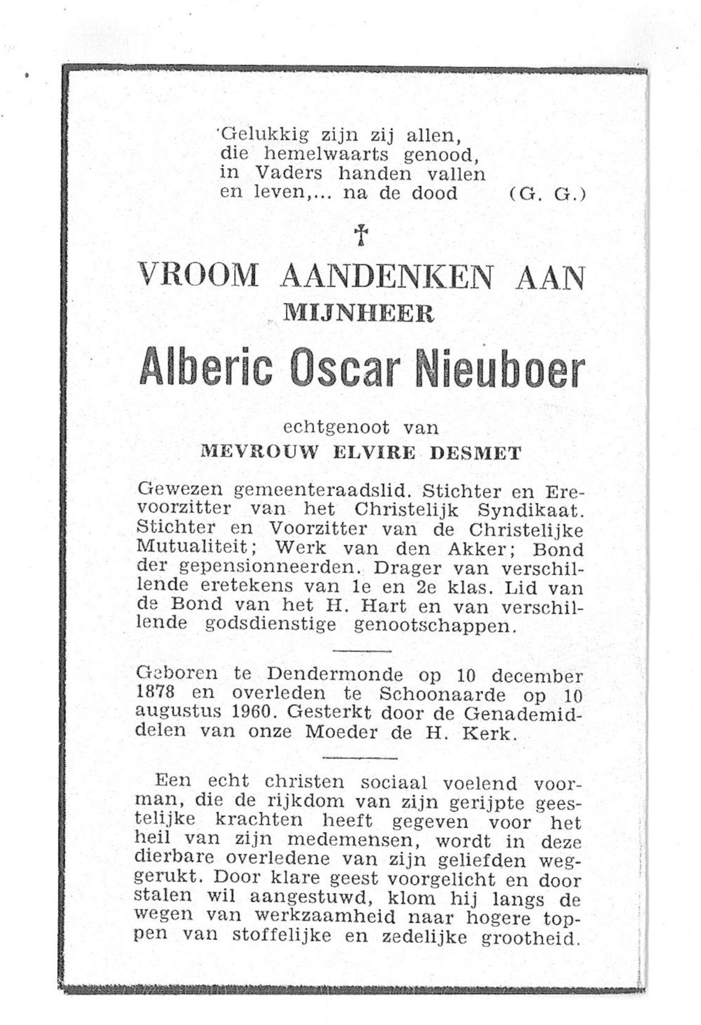 Alberic-Oscar Nieuboer