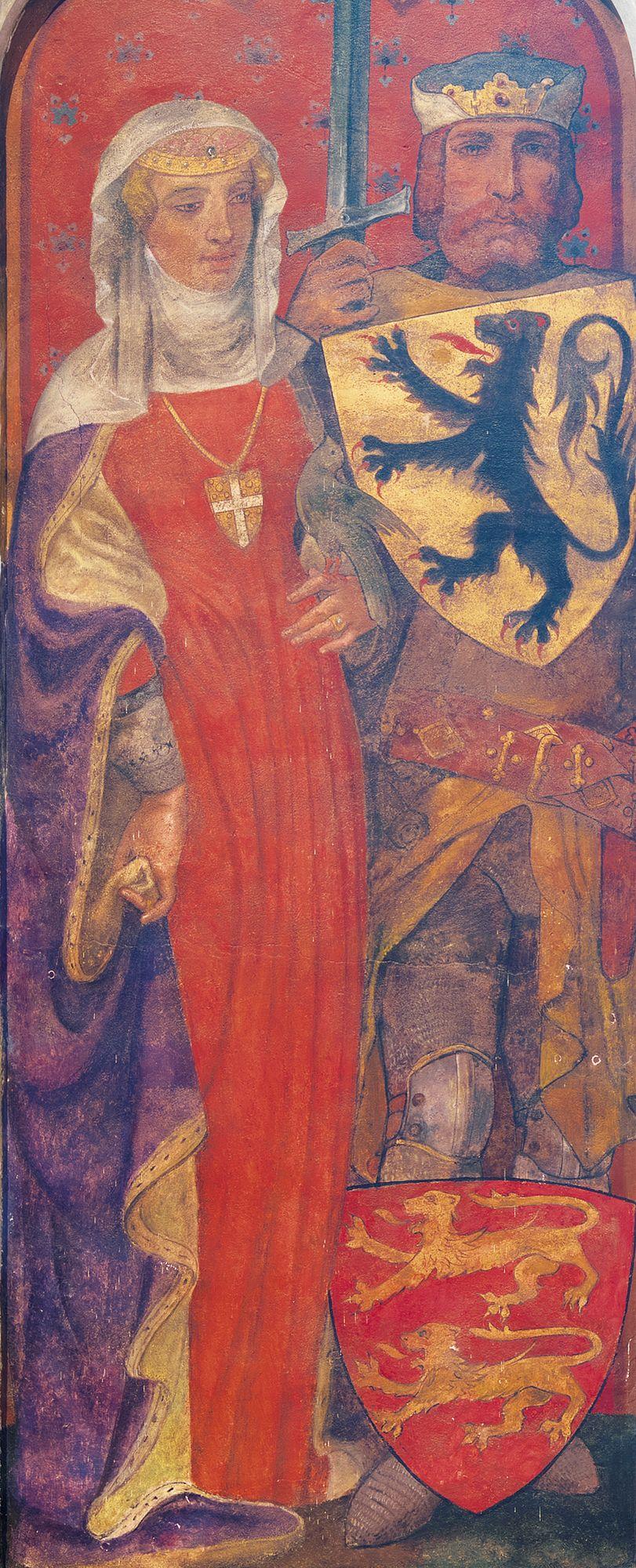 1244 - 1278 Margaretha van Constantinopel