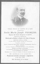 Emile-Marie-Joseph François