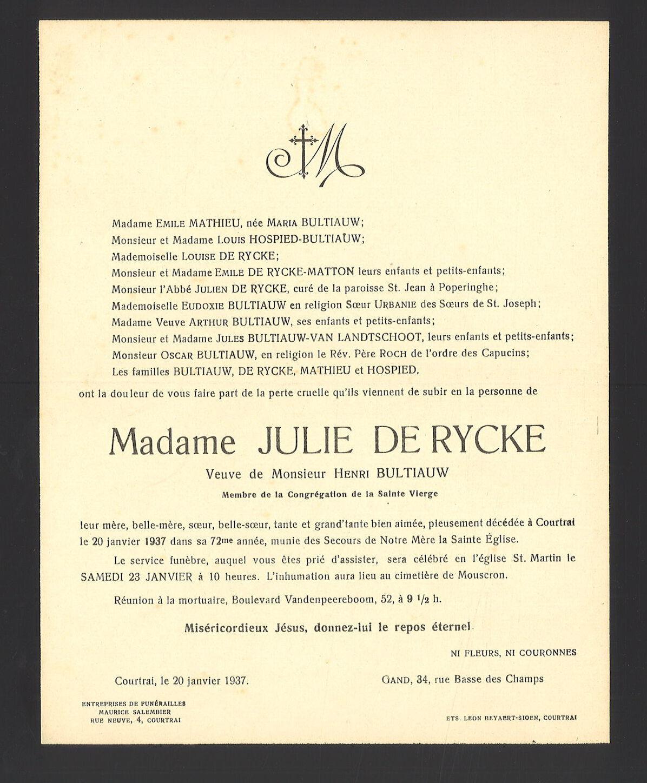 Julie De Rycke