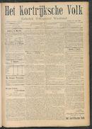 Het Kortrijksche Volk 1908-06-28