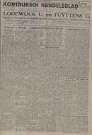 Kortrijksch Handelsblad 23 mei 1945 Nr41