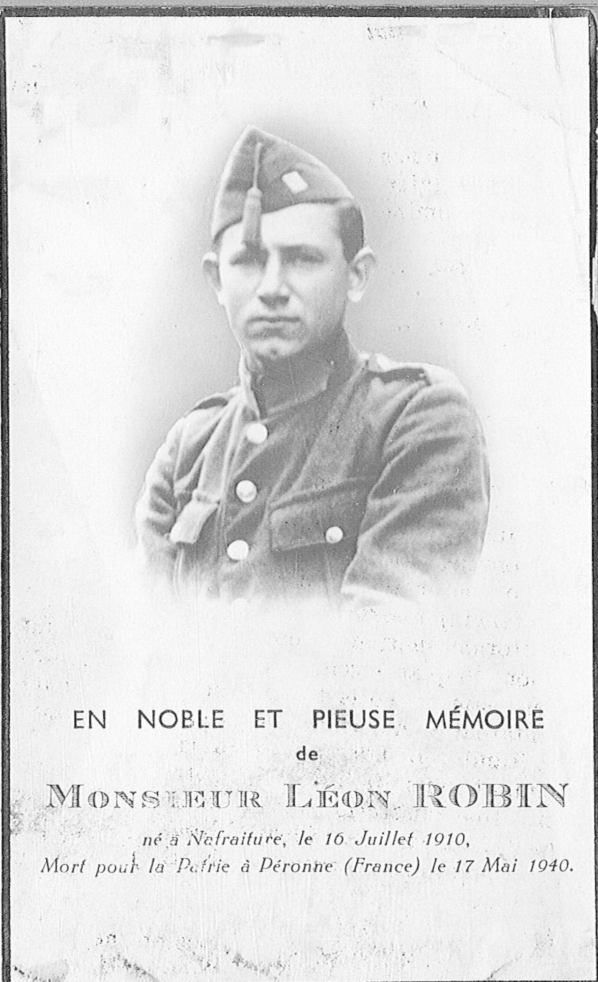 Léon Robin