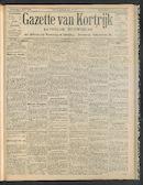Gazette Van Kortrijk 1906-04-05