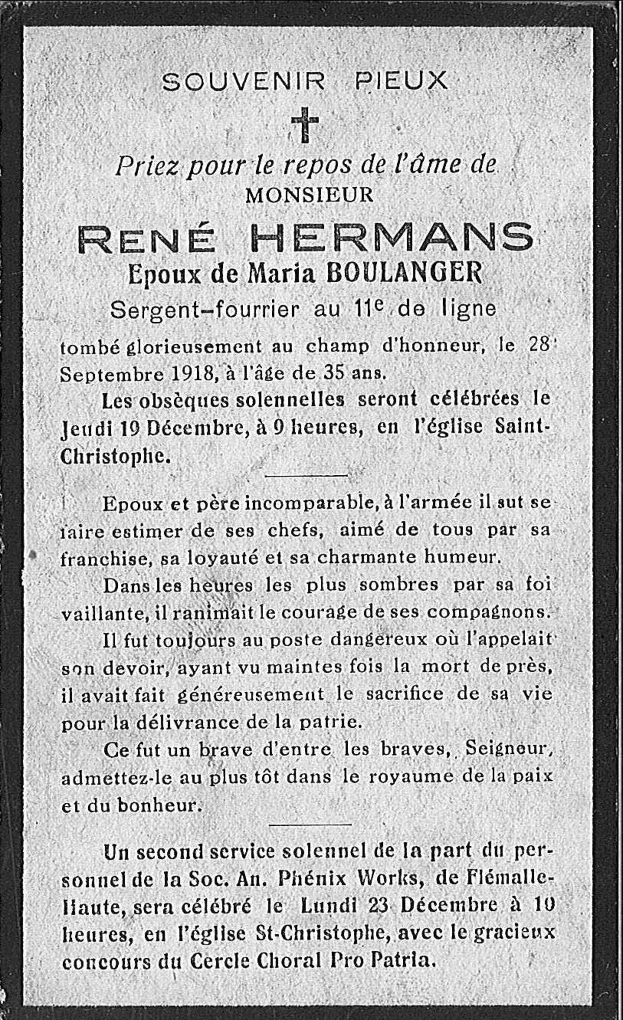 René Hermans