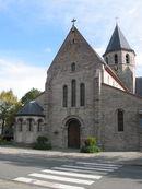 Sint-Antonius abtkerk Rollegem