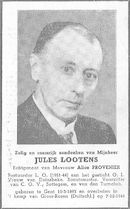 Jules Lootens
