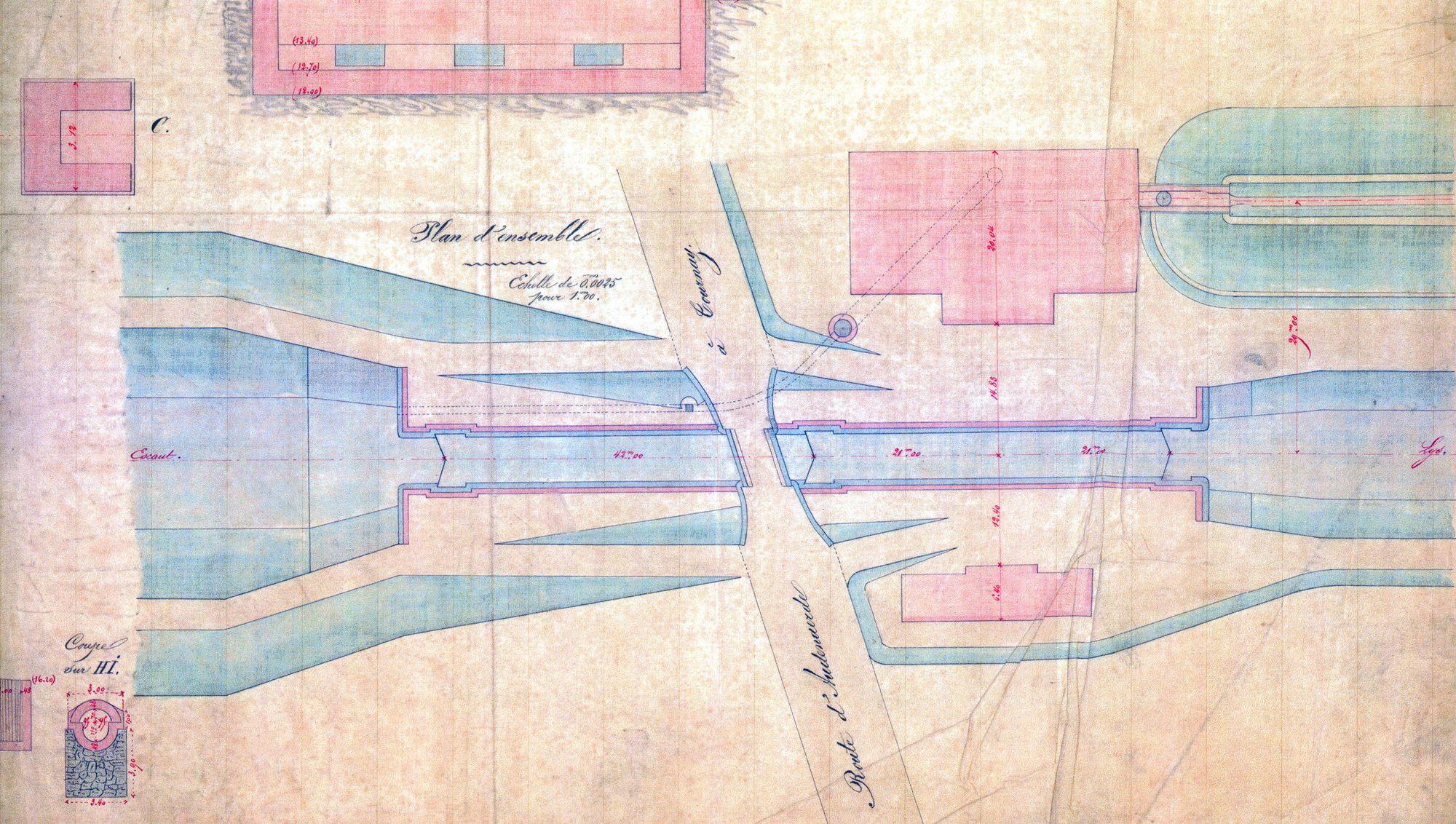 Aansluiting Schelde aan kanaal Bossuit-Kortrijk