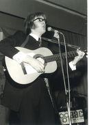 Paul Severs, zanger