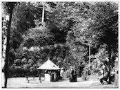 Westflandrica - Het Sint-Arnolduspark in Tiegem