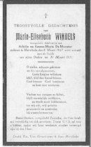 Marie-Elisabeth Windels