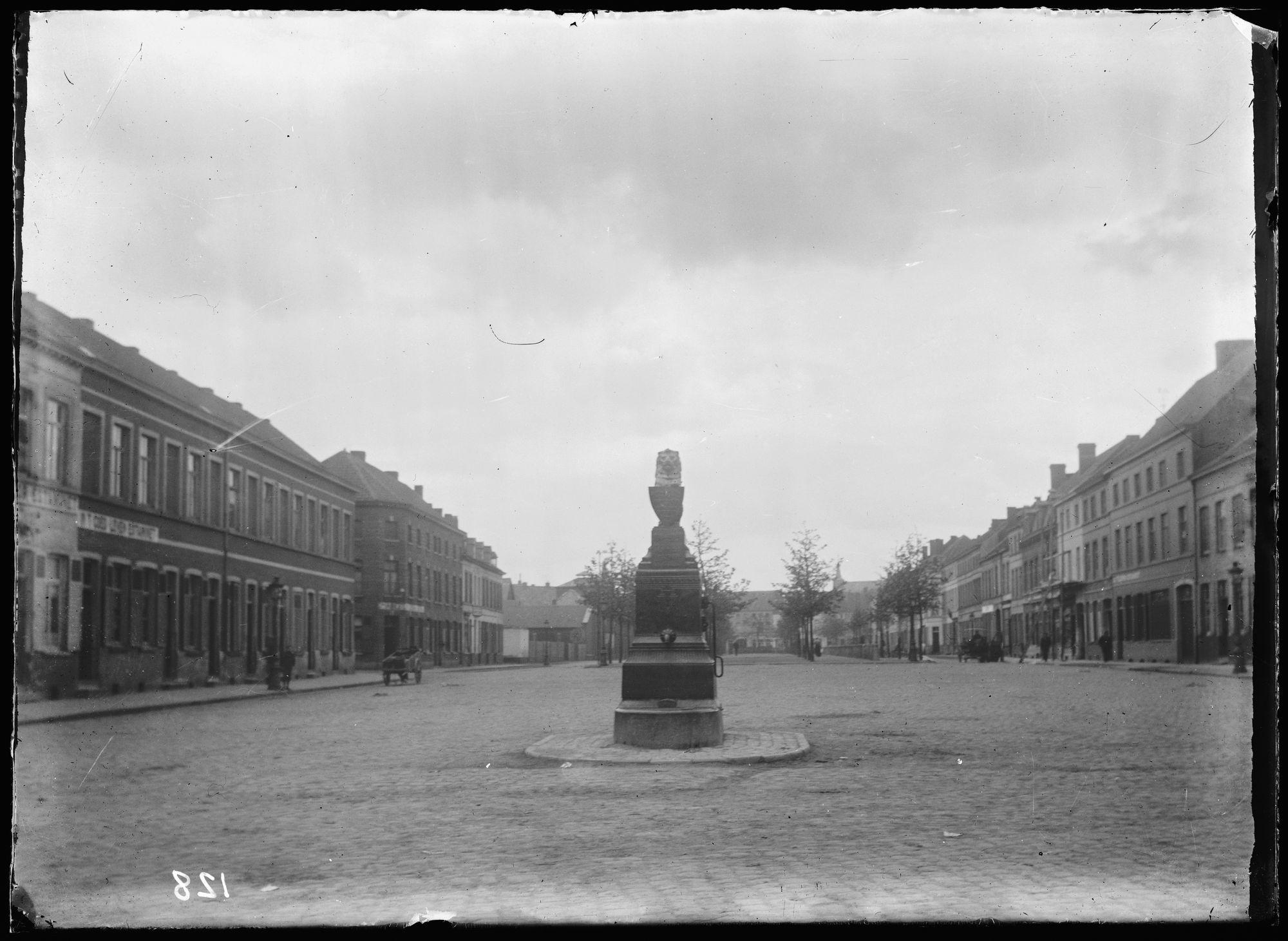 Veemarkt in 1905
