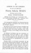 Maes Flora-Adela