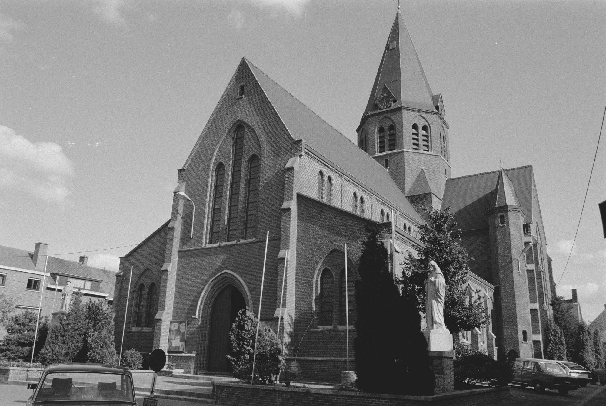 Stadsbeelden: Sint-Audomaruskerk