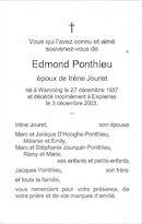 Edmond Ponthieu