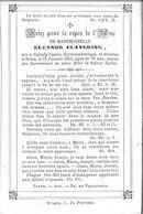 Eleanor Clavering