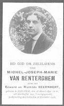 Van Renterghem Michel-Josph-Marie