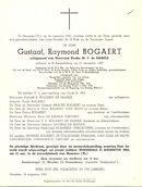 Gustaaf Raymond Bogaert