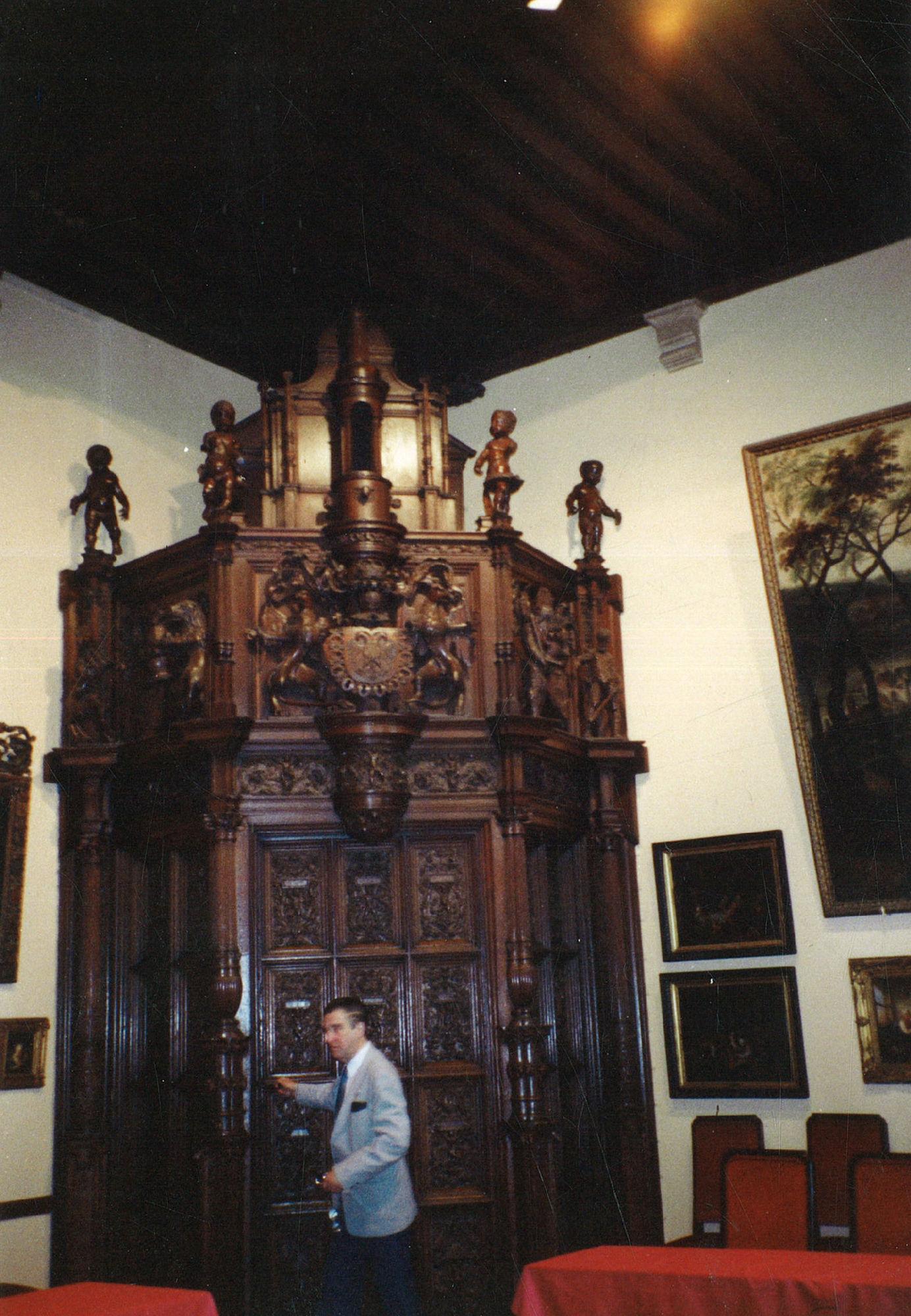 Stadhuis van Oudenaarde