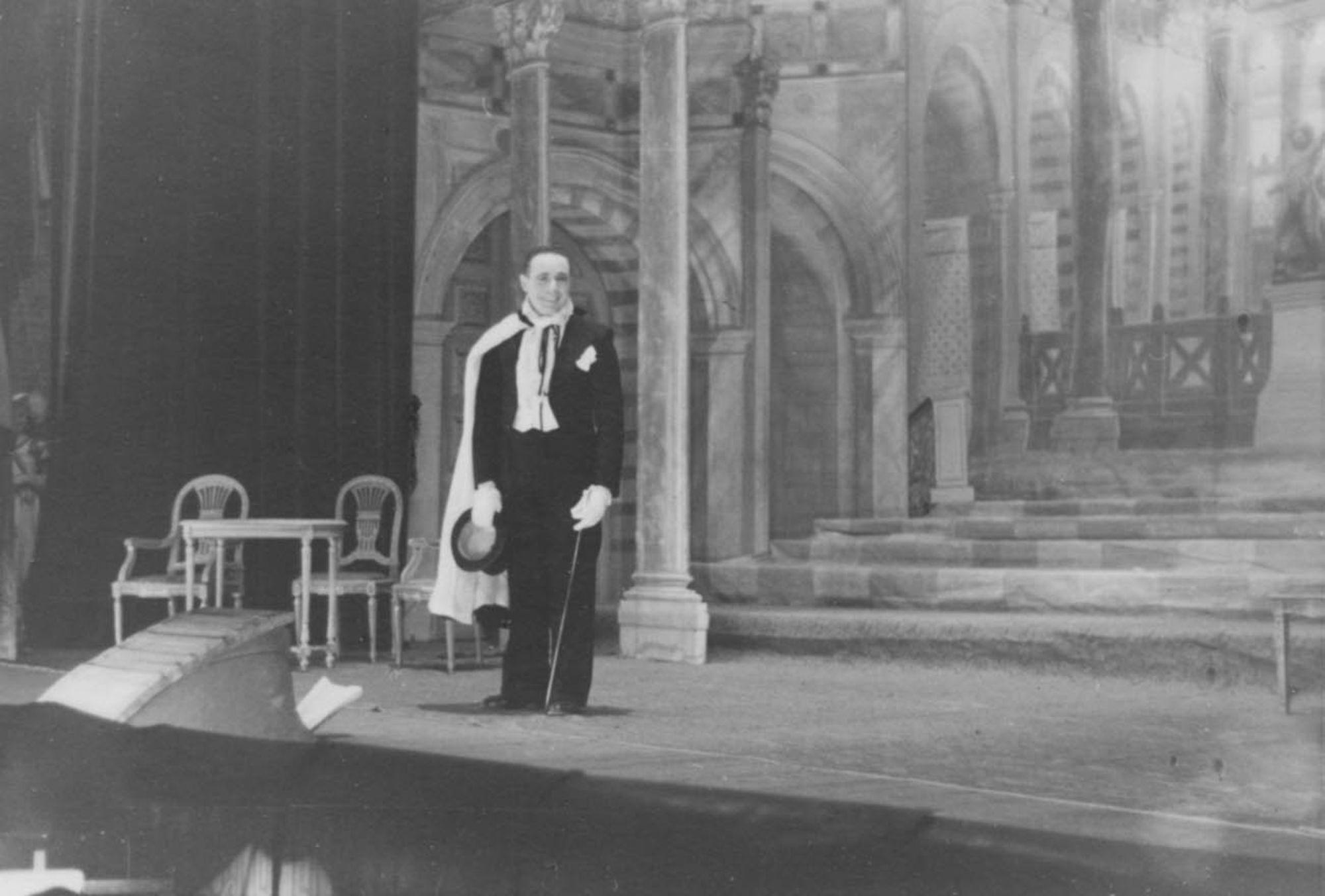 Kortrijks Lyrisch Toneel in 1951