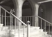traphal Kortrijkse stadhuis