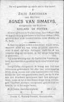 Agnes Van Simaeys