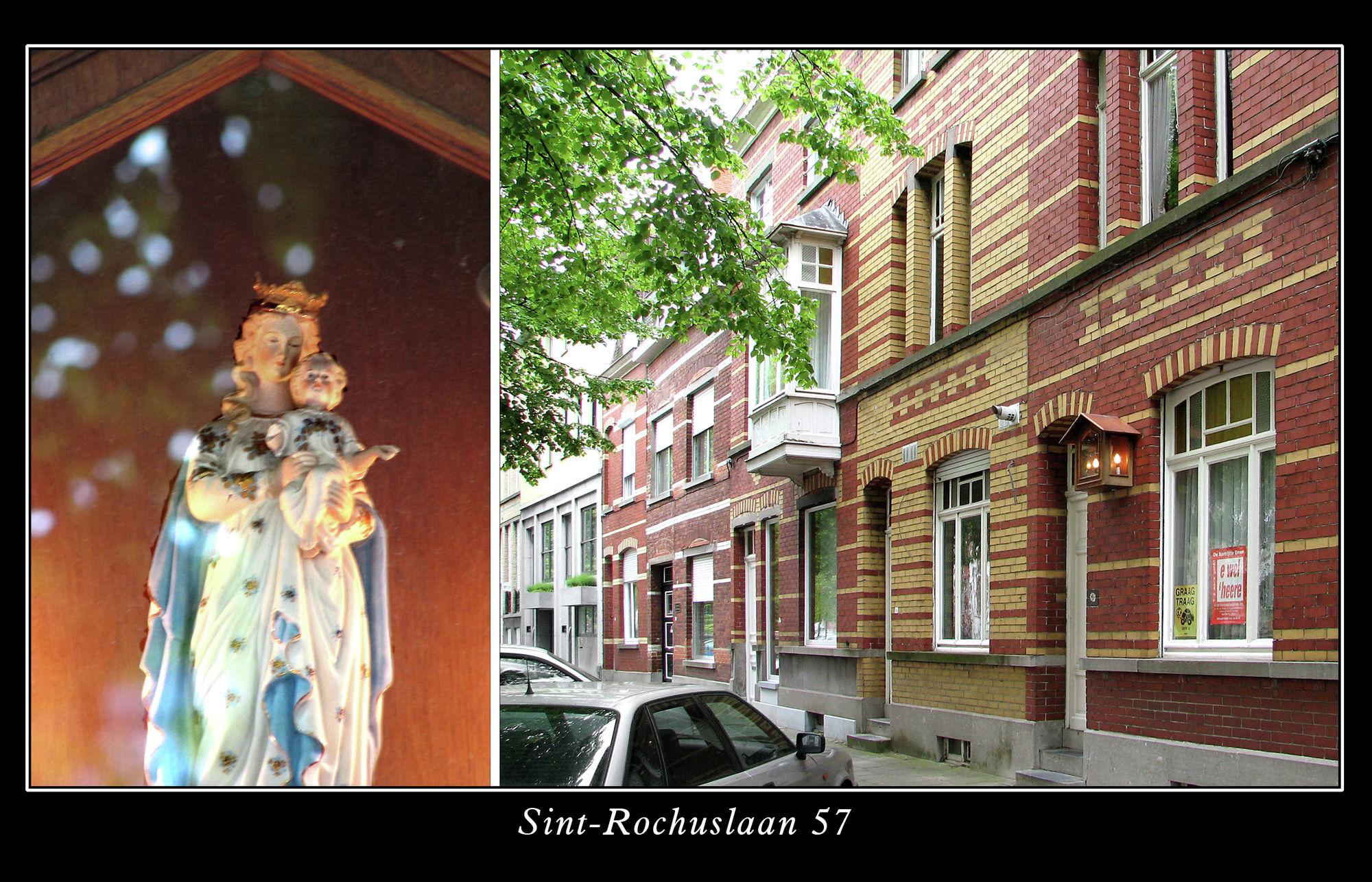 Muurkapel Sint-Rochuslaan
