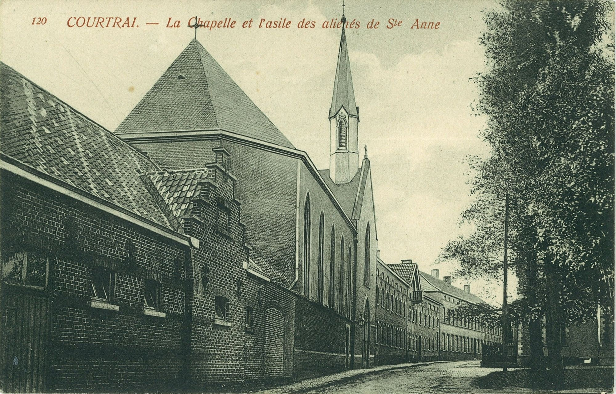 De Kapel van Sint-Anna