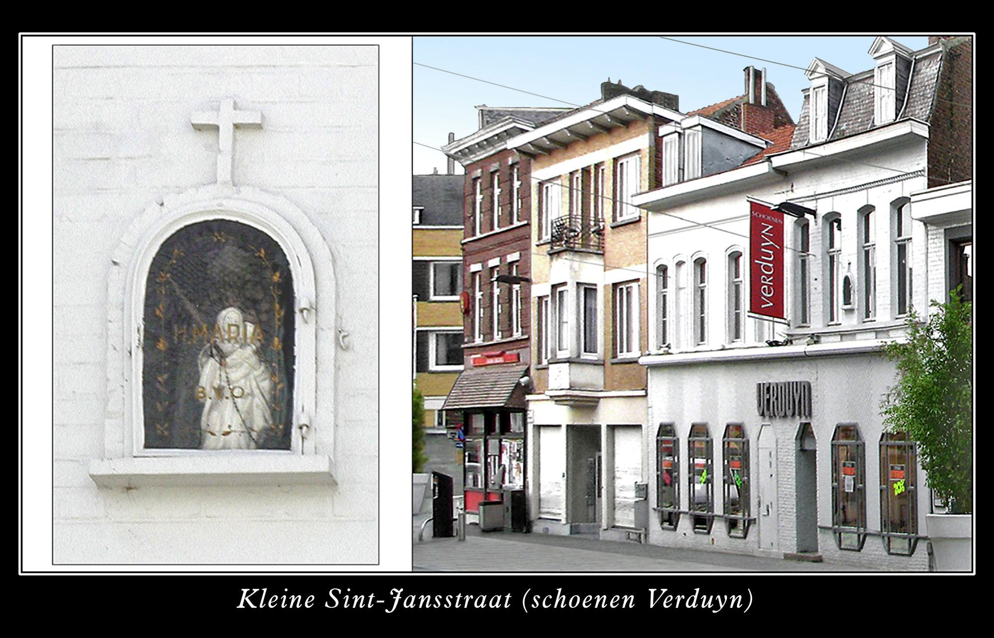 Muurkapel Kleine Sint-Jansstraat