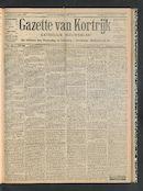 Gazette Van Kortrijk 1902-04-13