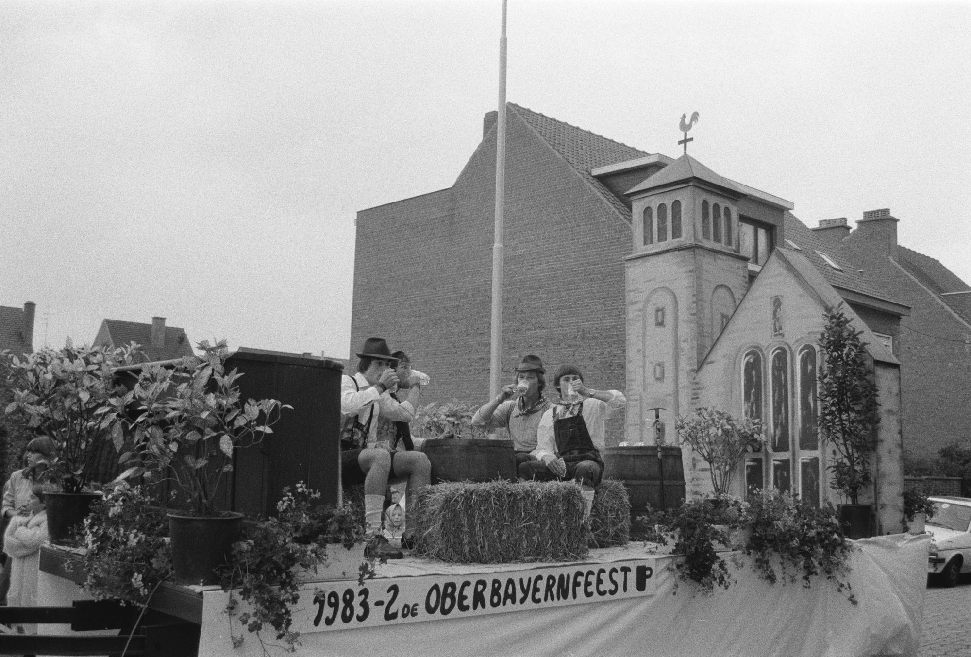 Wijkkermis Sionwijk: Soetens Fieste - Soetens molen