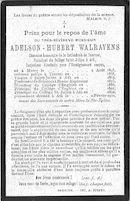 Adelson-Hubert Walravens