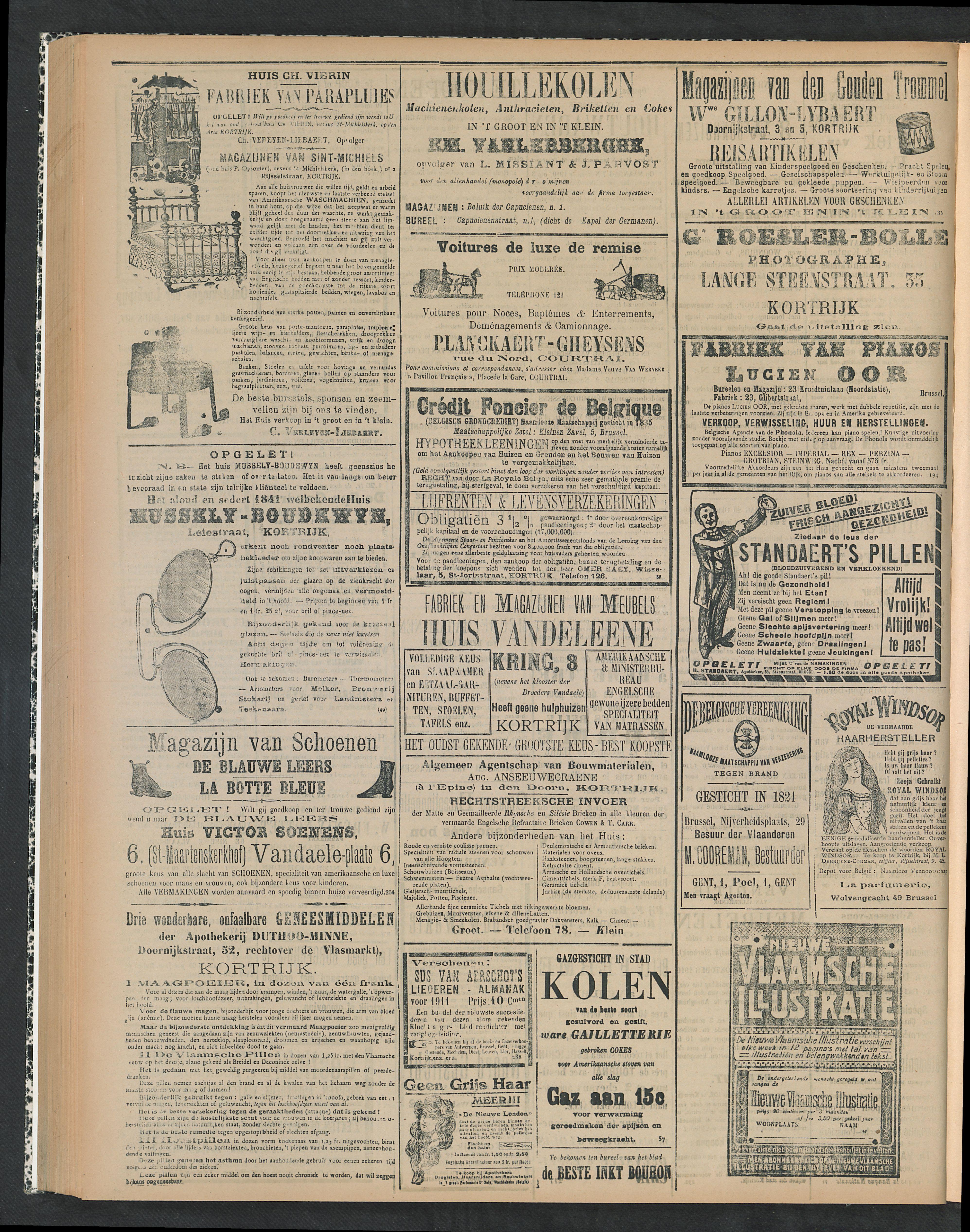 Gazette Van Kortrijk 1910-10-20 p4