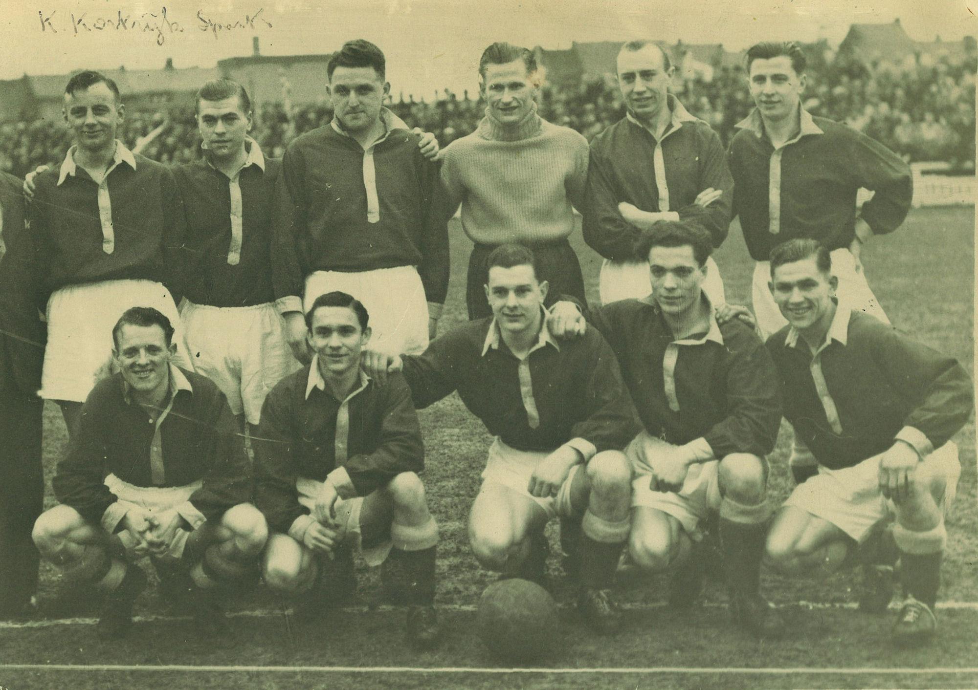 Kortrijk sport in 1948