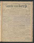 Gazette Van Kortrijk 1914-03-05