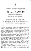 Roland Rigole