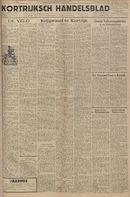 Kortrijksch Handelsblad 25 juli 1945 Nr59 p1