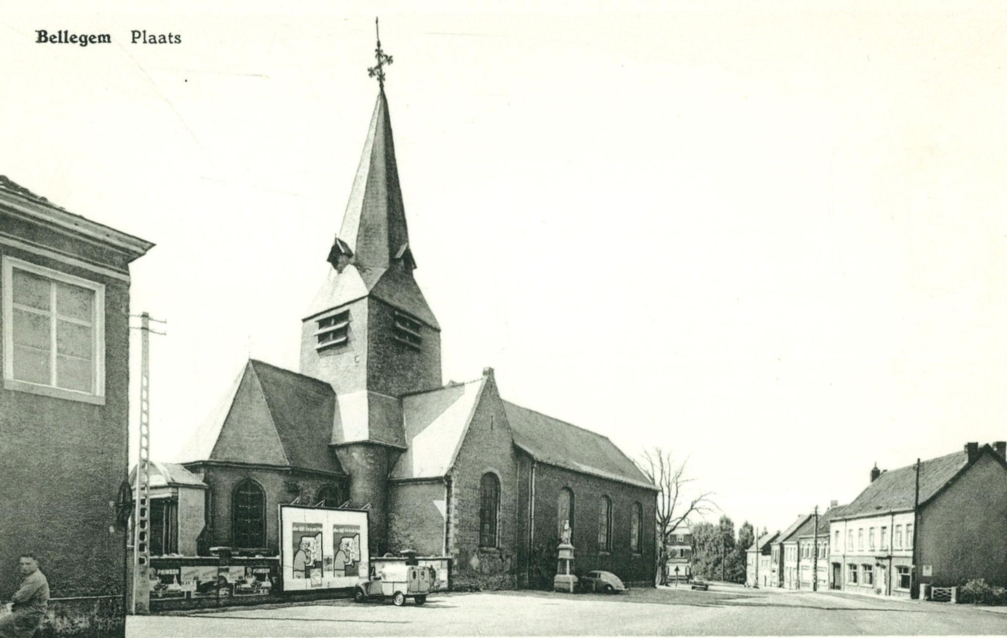 Bellegem Kerk